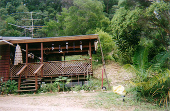 Sunshine Coast Permaculture accommodation Noosa