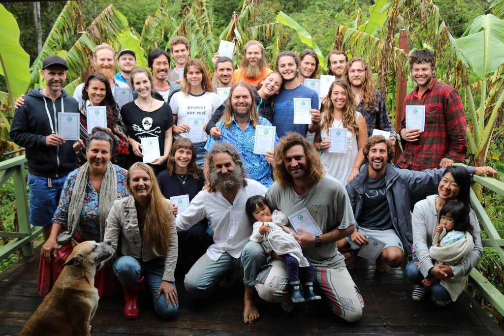 Join Our Permaculture Design Course